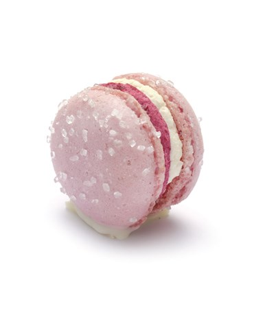 Macaron Cassis Champagner