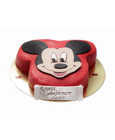 Minnie oder Mickey Mouse